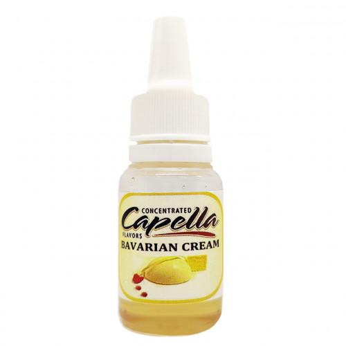 Capella Bavarian Cream (Баварский крем) 10 мл