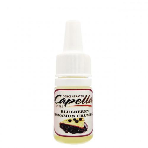 Capella Blueberry Cinnamon Crumble (Черничный пирог с корицей) 5 мл