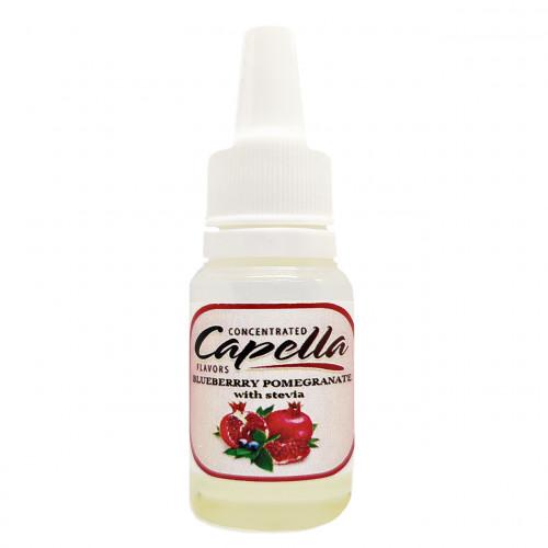 Capella Blueberry Pomegranate Stevia (Черника с гранатом) 10 мл