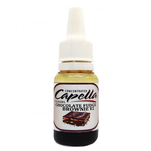 "Capella Chocolate Fudge Brownie v2 (Пирожное ""Брауни"") 10 мл"