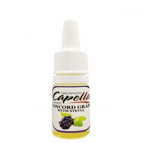 Capella Concord Grape with Stevia (Виноград с Стевиа) 5 мл