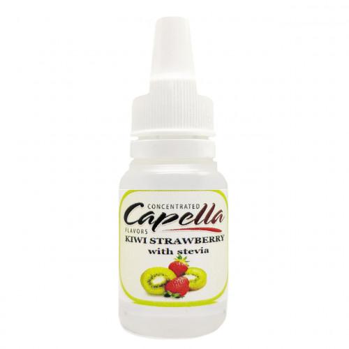 Capella Kiwi Strawberry with Stevia (Киви с Клубникой) 10 мл