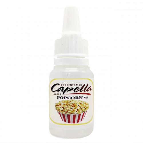 Capella Popcorn v2 (Попкорн) 10 мл