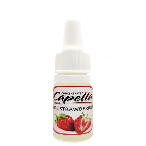Capella Ripe Strawberries (Спелая клубника) 5 мл