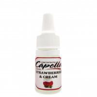 Capella Strawberries and Cream (Клубника со сливками) 5 мл