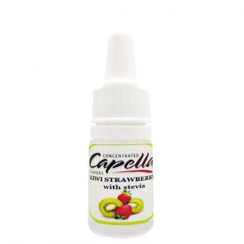 Capella Kiwi Strawberry with Stevia (Киви с Клубникой) 5 мл