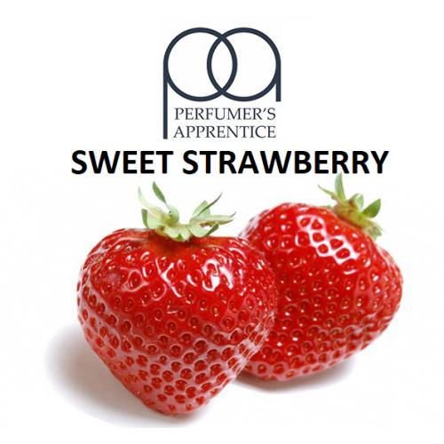 TPA Sweet Strawberry (Сладкая Клубника) 30 мл