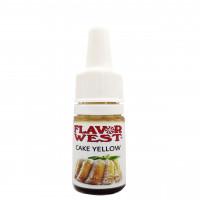 Flavor West Cake (Yellow) (Пирог со сливочной начинкой) 5 мл