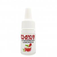 Flavor West Strawberry lemonade (Клубничный лимонад) 5 мл